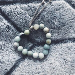 Urban Outfitters Jewelry - Aqua bubble adjustable bracelet